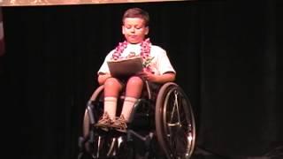 Adam Rose Team In Training Speech Honolulu Hawaii December 7, 2002