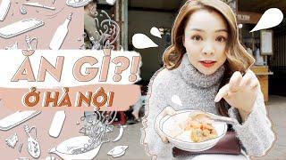 Ăn Gì Ở Hà Nội với 500K ❤️ Những Món Trinh Thích Nhất ❤️ TrinhPham