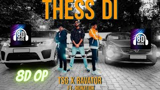 Download Thess Di 8D Music || TSG New song Released || TSG Thess Di 8D Audio