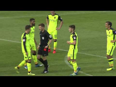 Stevenage 0  Exeter City 2 (24/9/16) EFL Sky Bet League 2