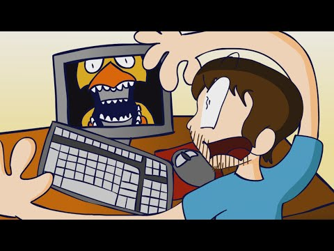 Five Nights At Freddy's 2 Animation | FUNNY MOMENTS