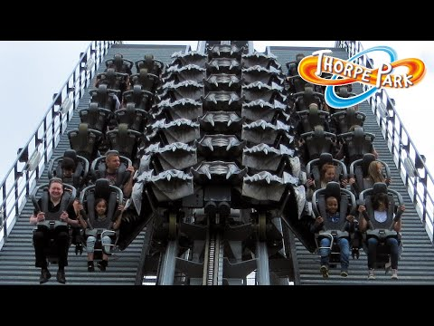 Thorpe Park London HD