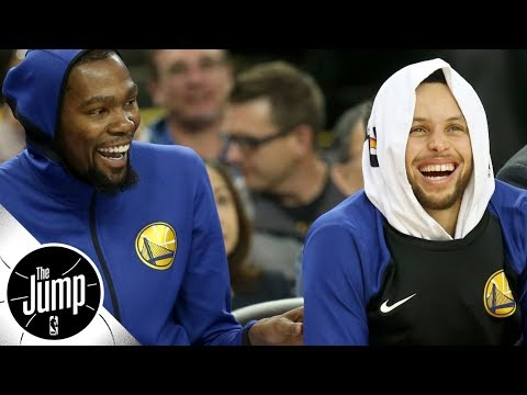 How important is Steph Curry to Warriors' chemistry? | The Jump