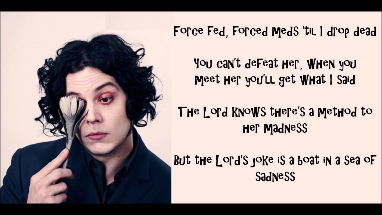 Jack White – Sixteen Saltines Lyrics | Genius Lyrics