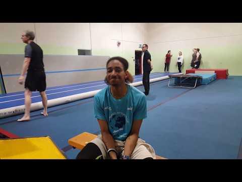 Kyle Charles - Volunteer At Kingfisher Gym Club