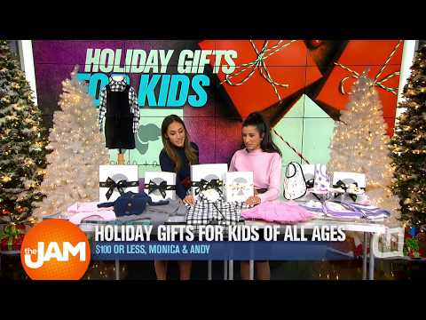 Holiday Gifts from 'Monica and Andy' Baby Store