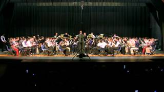 Two British Folk Songs - GMEA District V Middle School Honor Band 2013