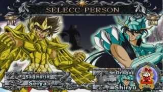 Saint Seiya Caballeros Dorados PC GAME Parte 1