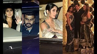 Shah Rukh Khan's Grand Diwali Bash At Mannat | Katrina Kaif, Kareena Kapoor Khan