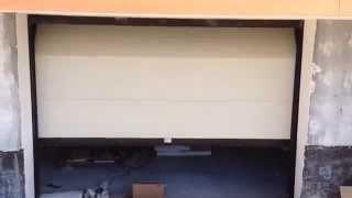 Kaliteli Seksiyonel Garaj Kapısı - Ases Otomatik Kapı Sistemleri / ESKİŞEHİR