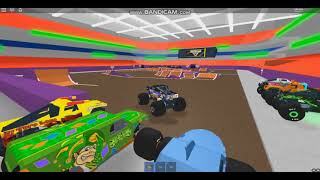 Roblox Monster Jam Commentary #177 (cybergurugaming)