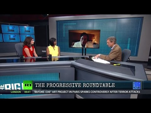 Full Show 8/8/16: Assange: Election Like Choosing Between Cholera or Gonorrhea