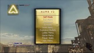 (No Jailbreak) How to get Aimbot and Mod Menu on MW2 Online PS3 Tutorial (Working January 2017 )