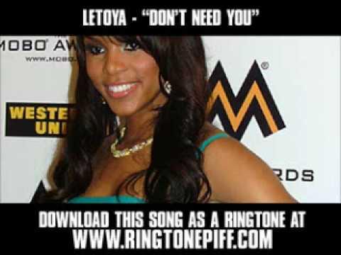 Letoya - Don't Need You [ New Video + Lyrics + Download ]