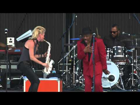 Mindi Abair & The Boneshakers - Be Beautiful (Live)