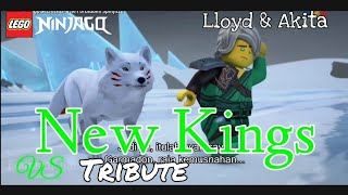 Ninjago (Lloyd & Akita) Tribute - New Kings