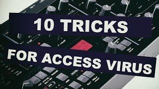 10 Tricks for Access Virus