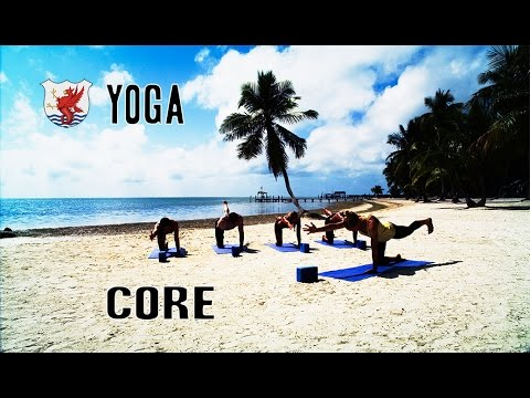 Swimisodes - Yoga for Swimmers - Core Exercise