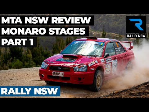 Rally NSW - MTA Championship Heat 1 Review - Monaro Stages Rally