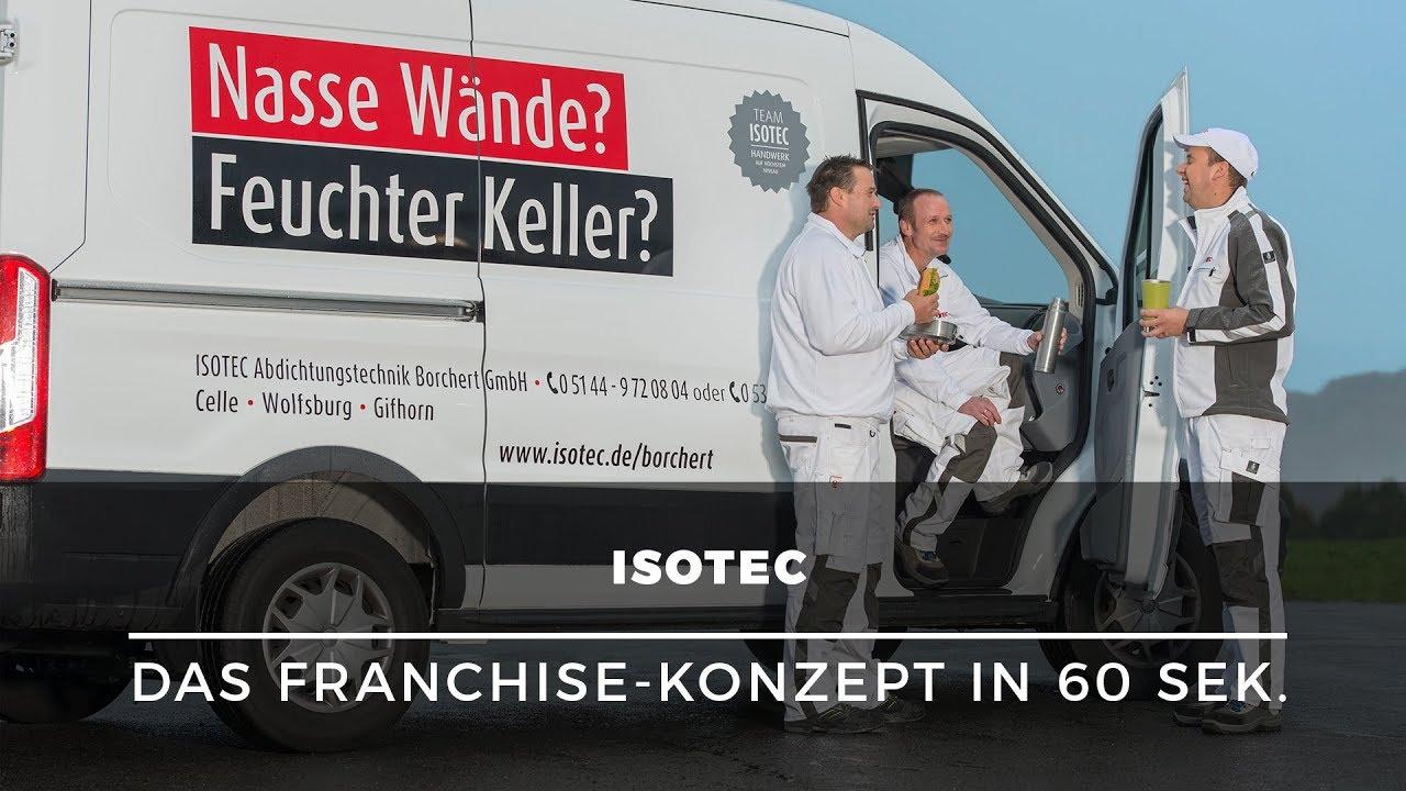Gut bekannt ISOTEC Franchise: Erfahrungen und Bewertungen CH97