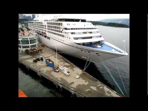 Horn Wars - Carnival Spirit vs Seven Seas Mariner vs Trumpet player!!!!