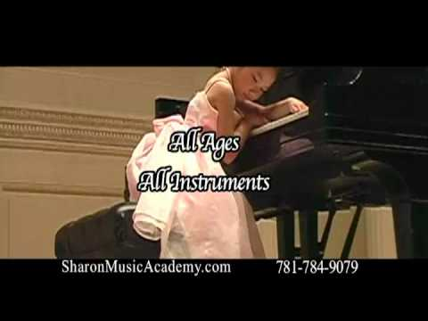 Sharon Music Academy - Music Lessons For All Ages