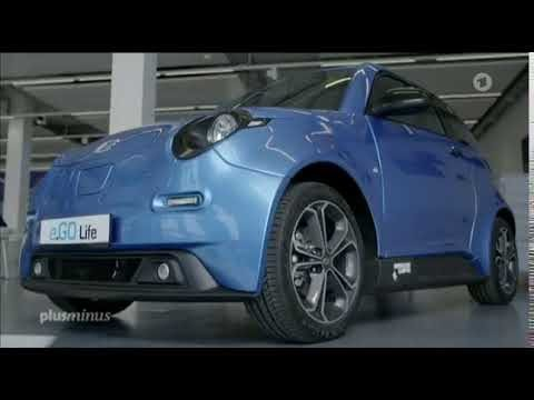 Neues E-Auto gibt es schon für 11.900€ - deutsche Produktion!