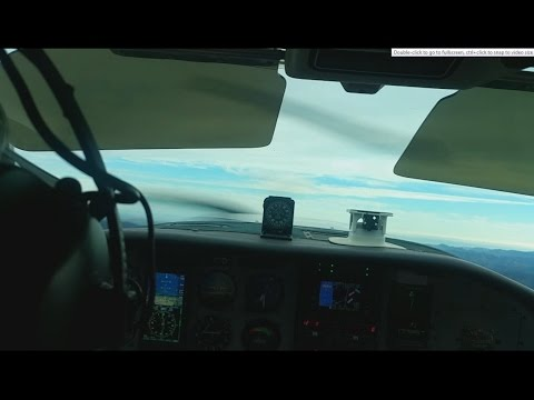 Practicing stalls in a Cessna Cardinal (177RG)