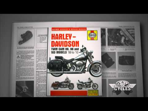 Comparing OEM, Clymer, & Haynes Motorcycle Service Manuals - J&P Cycles Tech Tip