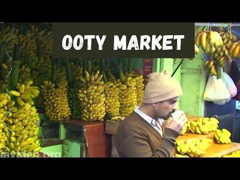 Shops in Ooty