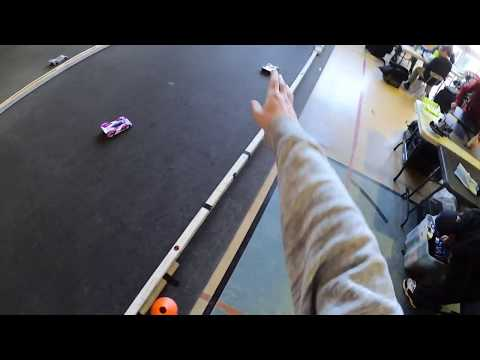 1S Rockets! 12th Scale Pan Car Racing A-MAIN Marshal Cam March 1 2020 - Netcruzer RC
