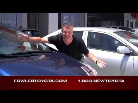 Fowler Toyota Norman Ok >> Fowler Toyota Hail Sale 2013 Oklahoma City Norman Ok