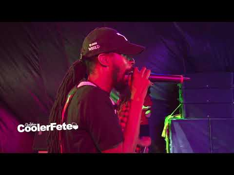 Sugar Band Live at Coolerfete 2017 St Kitts