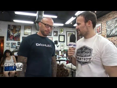Ami James from Miami Ink: MMA, ATT and Tattoos