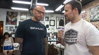 Ami James from Miami Ink: MMA, ATT and Tattoos