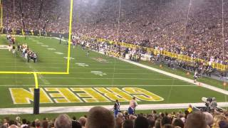 Packers/Bears Game Live From Lambeau Field 9/13/2012