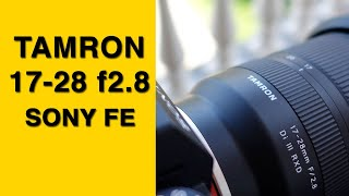 TAMRON 17-28 f2.8 Sony E Mount Türkçe Ön İnceleme