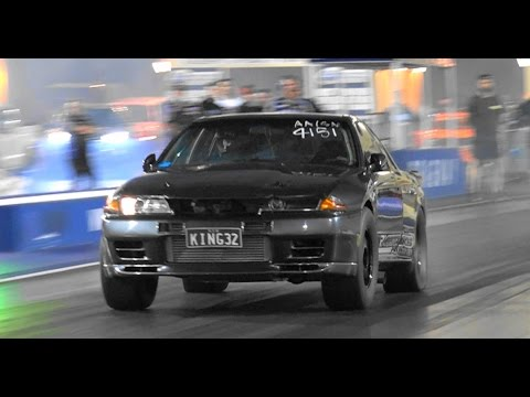 King32 Worlds Fastest Street R32 Gtr On Radials 7 84 179