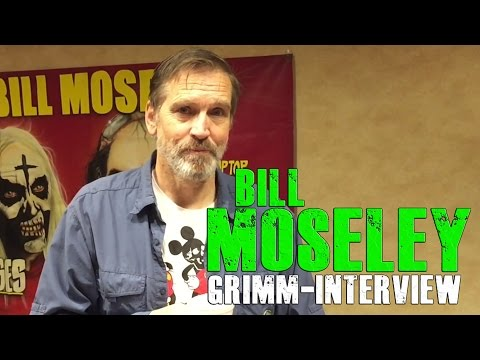 Bill Moseley Grimm-Interview (Days of the Dead Atlanta 2016)