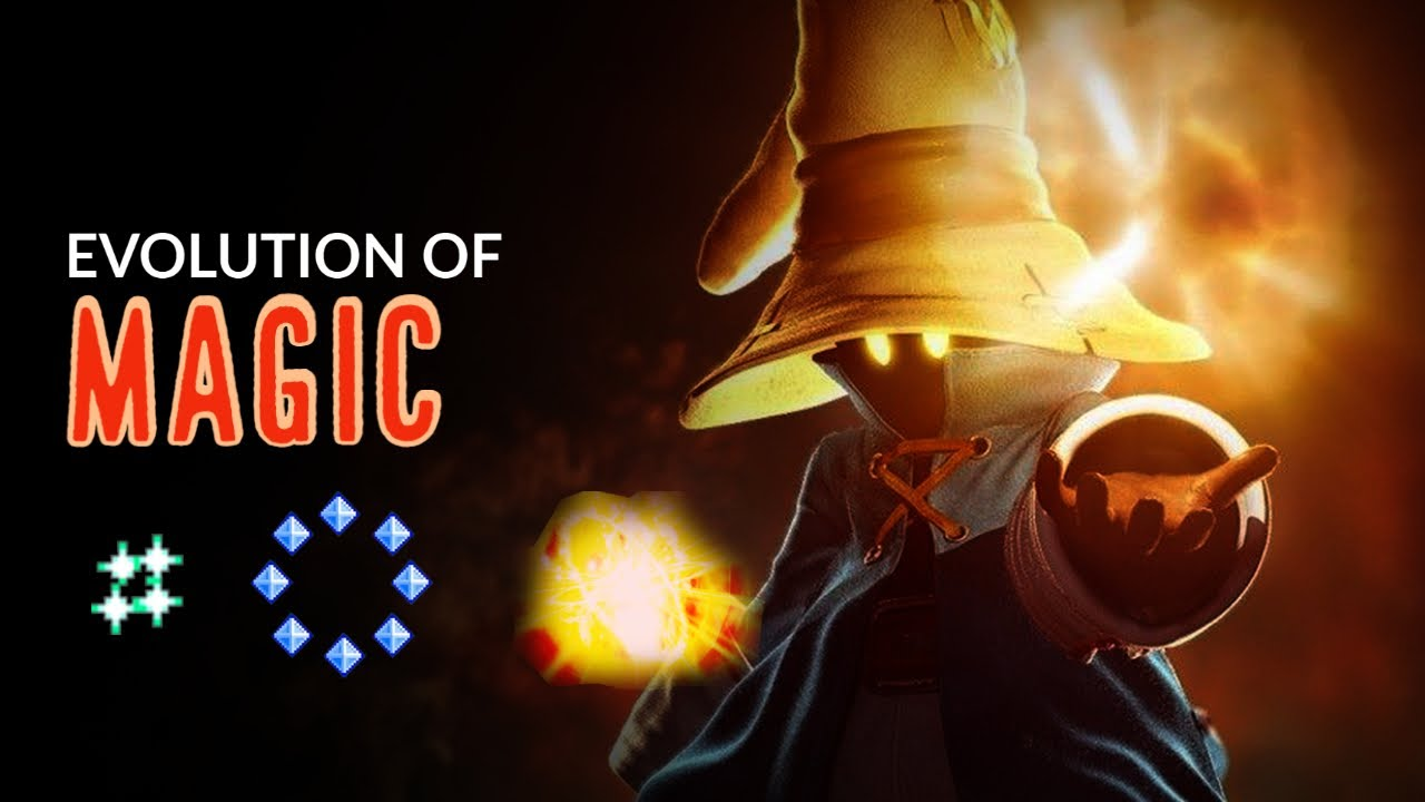 The Complete Evolution of Magic