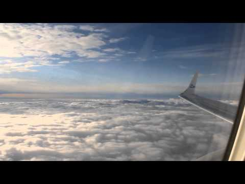 Amsterdam to Oslo KLM Cityhopper Embraer 190