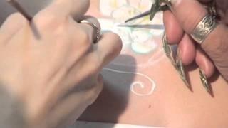 Телесвадьба - Свадебный макияж, прическа, боди-арт(, 2010-11-12T16:28:47.000Z)