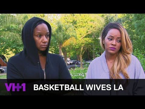 Duffey Gets Sent Home For Fighting Tami Roman  Basketball Wives LA