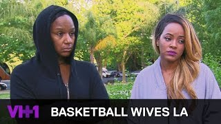 Duffey Gets Sent Home For Fighting Tami Roman | Basketball Wives LA