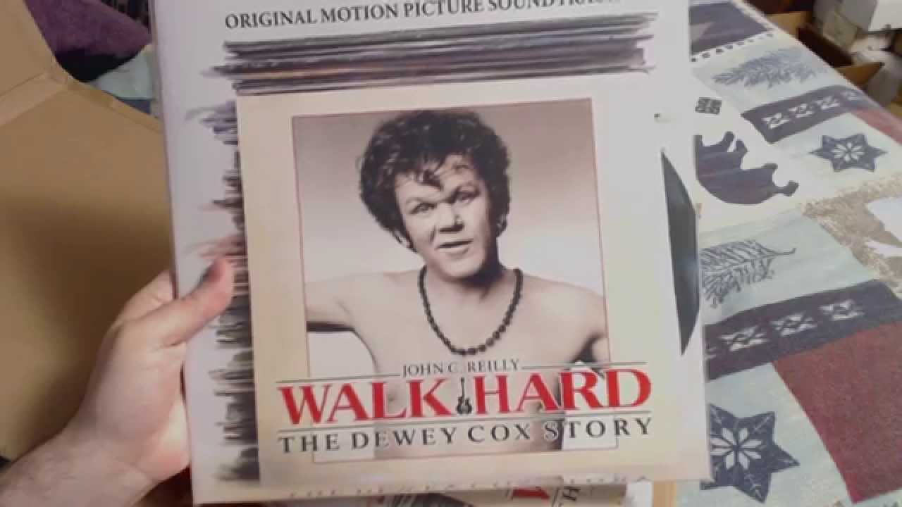 Download Walk Hard The Dewey Cox Story Original Motion Picture Soundtrack on Vinyl Record