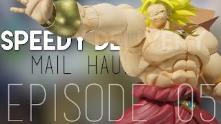 Speedy Delivery Mail Haul Episode 05: Shocker, More Dragonball!