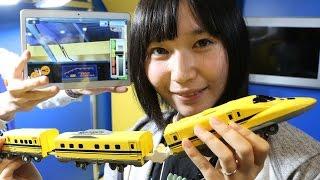6月8日から12日まで東京ビッグサイトで行われている「東京おもちゃショ...