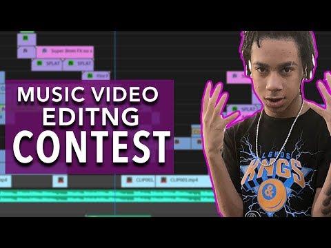 Music Video Editing Contest - ( CinePacks X Matt Alonzo )