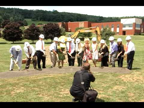 Breaking Ground At The Tom Golisano School At Springbrook