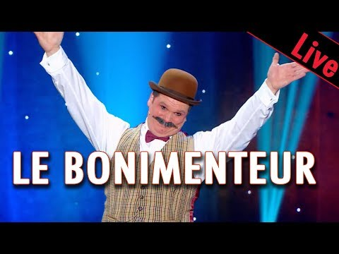 BELLINI - LE BONIMENTEUR / Le Plus Grand Cabaret Du Monde